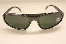NEW Vintage Vuarnet Sunglasses PX3000 Lens Matte Black Nylon Frame 102 NWT