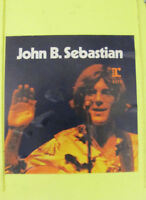 John B. Sebastian 8 Track Tape She's A Lady Rainbows Big Boy Fa Fana Fa