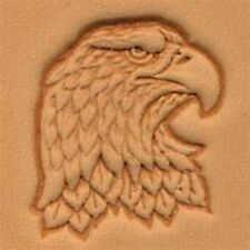 8344 Eagle Head Craftool 3-D Stamp (Right) Tandy Leather 88344-00