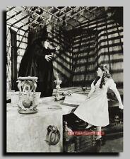 JUDY GARLAND MARGARET HAMILTON THE WIZARD OF OZ MOVIE 1939 8X10 GREAT RARE PHOTO