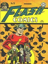 1946 Flash Comic Halloween High Quality Metal Magnet 3 x 4 inches 9228