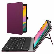 For Samsung Galaxy Tab A 10.1 inch 2019  Bluetooth Keyboard Case Stand Cover