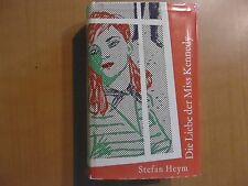 Die Liebe der Miss Kennedy, Goldsbrough, Stefan Heym, Roman, 1958