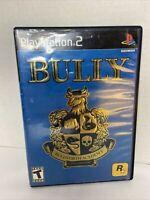 Bully (Sony PlayStation 2, 2006) No Manual