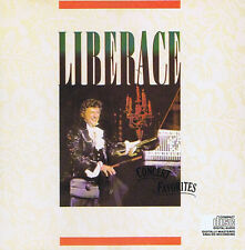 Concert Favorites - Liberace ( Paul Weston and his Orchestra Warner Brothers )