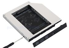 Nouveau PATA IDE vers SATA 12.7 mm 12.7 mm Universel 2nd HDD SSD Disque Dur Caddy