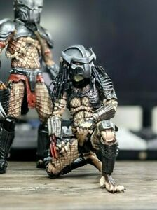Custom 1/12 scale Predator Mask  NON- LED ***MADE TO ORDER***
