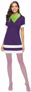 HOLYSNOW Halloween Cosplay Daphne Costume, Accessories, Size 3Pcs-Accessories