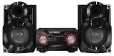 Panasonic SC-AKX400EBK 600W HiFi Built In Wireless Audio Streaming 2GB Memory