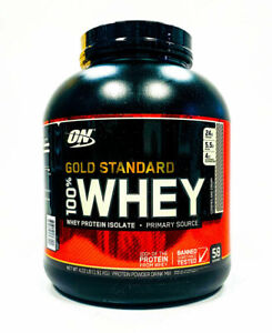 Optimum Gold Standard 100% Whey Protein 4 lbs, 58 Servings PICK FLAVOR - SALE