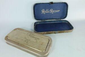 Old Vintage ROLLS RAZOR NO 1 With Box
