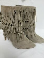 5656c56329c Ankle Boots Green Fringed for Women for sale | eBay