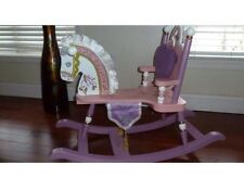"""Levels of Discovery Rock A Buddies Royal Kid's Rocking Chair/Horse """"Kiddie -Ups"""""""