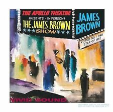 Live at the Apollo [LP] by James Brown (R&B)/James Brown & His Famous Flames (Vinyl, Jul-2008, Polydor)