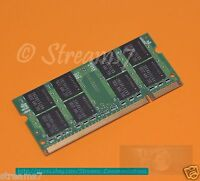2GB (1x 2GB) Laptop Memory for HP /COMPAQ G60 G50 CQ50 CQ60 Notebook PC's