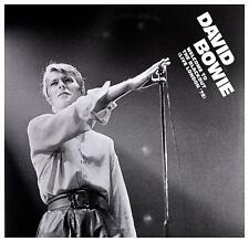 DAVID BOWIE – WELCOME TO THE BLACKOUT (LIVE LONDON '78) 3X VINYL LP RSD (NEW)