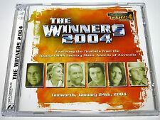 compilation, The Winners 2004 (CMAA Awards) Various Artists 2CD