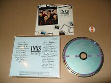 INXS The Swing 1984 German Target Press cd + Inlays Excellent + condition
