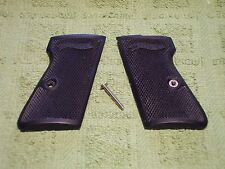 Custom Grips for Walther PP & PPK/S Black