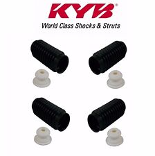 KYB SB103 Set of 4 Suspension Strut Bellow Boot & Cushions