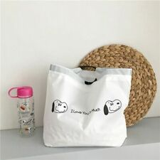 Grocery Drawstring Storage Pouches Cartoon Animals Travel Reusable Shopping Bags