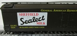 HO Scale Athearn  # 5343 50' Sheffield Express Reefer