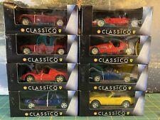 NOS Shell Classico Collezione 8 Car Ferrari  Collection 1998 RARE! NIB