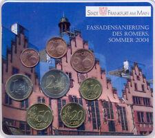 Deutschland Euro KMS 2004 A -  Fassadensanierung des Römers