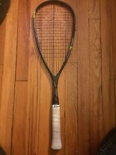 HEAD IG Ignition Team Series 145 squash racquet  Excellent Condition See Photos
