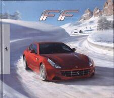 FERRARI brochure catalogue livre book FF Ferrari Four neuf - réf. # 3819/11
