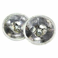 P700 Style 7 Inch H4 Headlamps - HLP700 - Mountney Classic - Pair