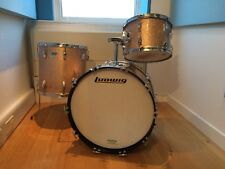 Ludwig Vintage Early 70's  Blue and olive badge Super Classic Drum Kit