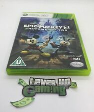 Disney Epic Mickey 2 The Power of Two Xbox 360 UK PAL (FAST FREE POSTAGE)