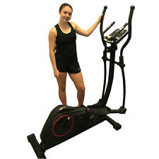 NEW Elliptical Cross Trainer HEAVY DUTY + INBUILT PROGRAMS + 16 LEVELS