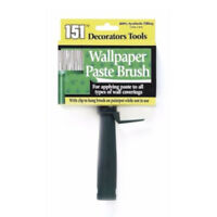 100% Synthetic Decorating Wallpaper Paste Brush With Hanging Clip 13cm X 4cm