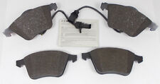 NEW GENUINE AUDI A6 C5 FRONT BRAKE PADS 4 320MM DISCS - 4B0 698 151 AD
