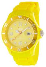 Ice-Watch Uhr Si.yw.b.s.09 Sili Big gelb Kautschuk
