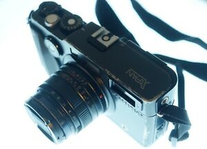 Hasselblad Xpan W/ 45mm F4 Lens. Great condition, just serviced.
