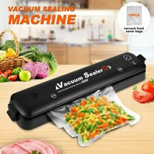 Commercial Vacuum Sealer Machine Seal a Meal Food Saver System With Free Bags