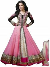 NEW Indian Pakistani Ethnic Anarkali Salwar Kameez Designer Suit Bollywood Dress