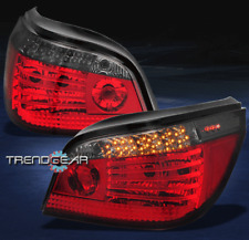 2004-2007 BMW E60 5-SERIES CCFL LED ALTEZZA TAIL LIGHTS RED/SMOKE 2005 2006 PAIR