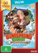 Nintendo Selects Donkey Kong Tropical Freeze Wii U WiiU Game NEW