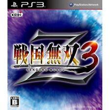 Sengoku Musou 3 Z PS3 japan