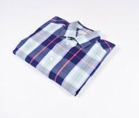 Eton Slim Multicolored Men Shirt Size 39 15 1/2