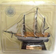 Golden Hind S. XVI Barco velero madera 13-15 cms Agostini sailing boat