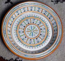 Moroccan Couscous  Kasria  Gas3a Shallow Platter Plate Bowl Gsaa Casriya Kesriya