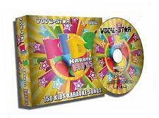 Vocal-Star Kids Karaoke CDG CD G Disc Set - 150 Songs 7 Discs