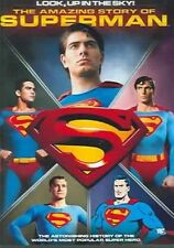 LOOK up in The Sky Story of Superman DVD Region 1 012569404526