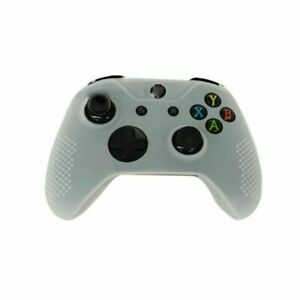 Soft Silicone Gel Skin Protective Grip Case For Microsoft Xbox One X Controller