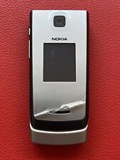 Nokia Fold 3610 Fold - Silver (Unlocked) Mobile Phone